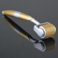 ZGTS ديرما بكرة 192 دبابيس التيتانيوم إبرة مجهرية مع طول 1.0MM إبرة للعناية بالبشرة ديرما بكرة