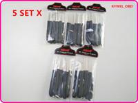 5 set / lotto Vendite calde Prezzo speciale Migliore Qualità 9 pezzi Blocco Pick Pick Tool Serchio Estrattore Blocco Strumenti di raccolta per fabbro