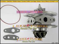 Cartouche Turbo refroidie à l'eau CHRA Core GT2052V 724639-5006S 724639 705954 0015 Turbine pour NISSAN Patrol MISTRAL Terrano ZD30 ZD30DTI 3.0L