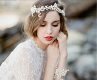 2016 Cheap Wedding Headpiece Cheap Modest Fashion Crystal Ac...
