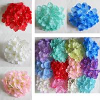 12Color 인공 꽃 수국 꽃 머리 웨딩 파티 장식 시뮬레이션 가짜 꽃 머리 홈 장식 HH7-165 용품