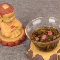500g Yunnan main Rose Puer thé brut Puer thé Pu'er Tuocha naturel organique plus vieil arbre vert Puer préférence alimentaire vert