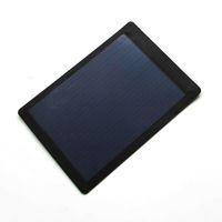 1.5W Flexível Célula Solar Amorphous Silicon Dobrável Muito Slim Painel Solar 2V 1000mA DIY Carregador de Telefone 195 * 135 * 0.8mm Frete Grátis