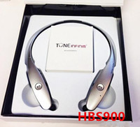 Top quality HBS 900 HBS- 900 Wireless Sport Headphone Bluetoo...