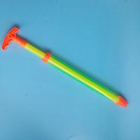 해변 장난감 도매에게 물 펌프 물 총 배럴 형 풀 타입의 물이 튀는 큰 범위