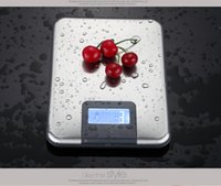 50 pz spedizione gratuita impermeabile cucina cibo dieta scala 1g / 5 kg 10 kg 15 kg equilibrio di alta qualità ponderazione per mensa casa del supermercato