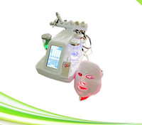 7 в 1 портативный PDT светодиодные маски чистка лица барокамере подтяжки кожи гипербарической цена камеры