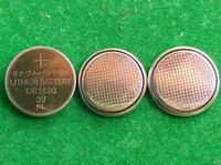 batterie a bottone CR1620 3v Litio 10000pcs / lotto Bulk Tray imballaggio Super Power 100% fresca