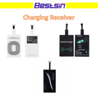 Bestsin Wireless Charger Receiver For Iphone 6 7 Wireless Ch...