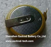 CR1220 CR1225 CR1620 CR1632 Batteria a bottone al litio 3v con linguette a saldare