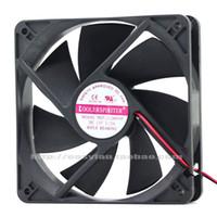 Nuevo original para COOLERSPIRITER SDT1212MSNP 12V 0.32A 12cm 120 * 120 * 25 MM ventilador de refrigeración