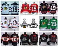 En iyi 19 Jonathan Toews Jersey Chicago Blackhawks Kış Klasik Buz Hokeyi Sporları Ev Kırmızı Alternatif Beyaz Yeşil Siyah Kafatası