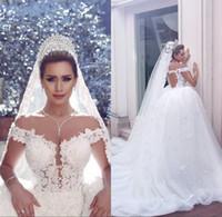 Robe de mariée de maternité 2018 pas cher Sexy Open Retour Sweetheart de l'épaule Appliques Robes de mariée en dentelle
