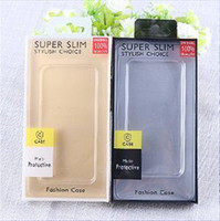 Universal plastic empty PVC retail package box packing boxes for Phone Case iphone 12 mini 11 pro x xs max
