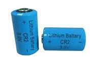 baterías grandes de la calidad al por mayor de 800 mAh de litio CR2 3V no recargables CR17355 EL1CR2 DLCR2 de flash de la cámara de fotos LED