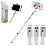 Mini 6s Mini Wired Selfie Stick Universal Extendable Handhel...