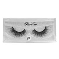 1pairs set 3D Mink False EyeLashes Natural Extension Soft Lo...