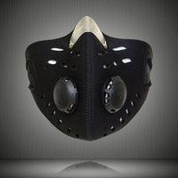 WOSAWE Carvão Ativado Anti-Poeira Correndo Ciclismo Máscara de Bicicleta Máscara Facial Máscara À Prova de Vento Ao Ar Livre BE107