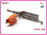 Auto Inteligente NE66 2 em 1 auto pick e decodificador para Volvo, ferramenta de serralheiro frete grátis