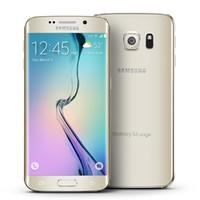 Восстановленное Samsung Galaxy S6 Края G925F G925A G925T завод разблокирована сотовые телефоны Android Восстановленных телефоны 3GB RAM 32GB ROM Smartphone