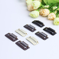Z&F Wig Clip Hair Clips 4Colors Available 9 Teeth 3. 2CM Long...