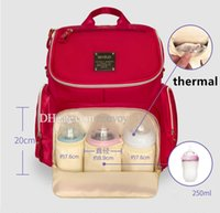Newest LAND Mommy Backpacks multi- functional Nappies Bag Mot...