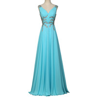 Evening Gowns 2020 New Arrival V- Neck Elegant Vestido De Fes...