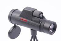 La venta caliente alcance Birding 8x30 monocular de alta potencia de alta definición telescopio ocular grandes gafas de swing-up equipo fotográfico
