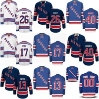 Mens New York Rangers Custom Jersey 26 Jimmy Vesey 17 Jesper Fast 40  Michael Grabner 13 Kevin Hayes Cheap Stiched Hockey Jerseys 17cae4fdf
