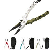 Fishing Plier With Bag Multifunctional Light Lure Accessorie...