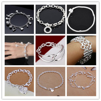 2016 hot sale wholesale new Brand 1pcs 925 sterling silver j...