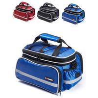 New Mountain Bike Back Seat Package Bags Riding Cycling Pack...