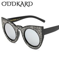ODDKARD Elegant Fashion Premium Crystal Sunglasses For Men a...