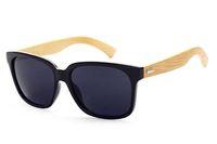 Sonnenbrille Für Frauen Mode Männer Sonnenbrille Vintage Sonnenbrille Natürliche Bambus Holz Sunglases Unisex Luxus Designer Sonnenbrille 5J2T10