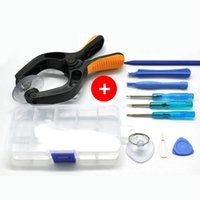 11 in 1 Phone LCD Screen Opening Tool Kit Plier Suction Cup ...