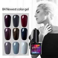 Modelones 20 Colors set UV Gel Polish Nail Art Salon Led Nai...