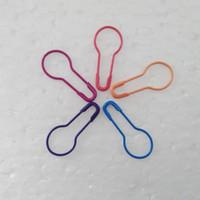 Colour Bulb pins - Maschenmarkierungen, Progress Keeper, Sicherheitsnadeln, Nähen, Stricken, Häkeln und Basteln! 5 Farben für opiton