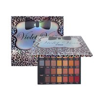 New arrival VIOLET VOSS Ride Or Die 42 colors Pro EYESHADOW ...