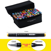 Drawing supplies 60 Colors Set Artist Dual Head Sketch Copic...