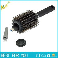 New hot Hair Brush Black Stash Safe Diversion Secret Securit...