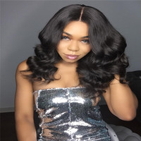Silk Top Full Lace Wig Body Wave Thick Density 130- 180% Virg...