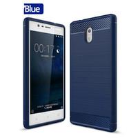 Protection Tpu Thin Mobile Coque arrière pour Nokia 1 2 Plus 3 3.1 3.2 4.2 5 6 7 8 Sirocco 8.1 9 Pureview X3 X5 X6 2018 X7
