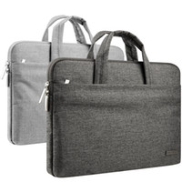 13-15,6 pollici per notebook Cartella Water Repellent borsa con maniglia per MacBook Air Pro Microsoft Surface Custodia Notebook Bag