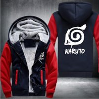 hooded jacket autumn and winter clothes ninja tattoo people ...