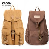 DSLR Camera Backpack Canvas Lens Camera Photo Video Digital ...