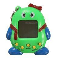 Sıcak ! 2018 Tamagotchi Elektronik Evcil Oyuncaklar 90 S Nostaljik 168 Tek Sanal Siber Evcil Pet Oyuncak 6 Stil Tamagochi Penguenler oyuncak
