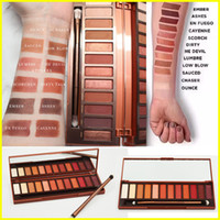 Factory Direct 12 color Eye Shadow Palette with brushes Make...