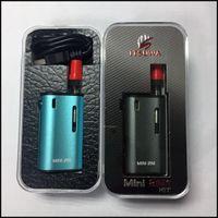 Подлинная Amigo Mini 2n1 Vape Kit все в одном устройстве с 1000 мАч 30 Вт Аккумулятор Mod 1.0 мл Liberty картридж Бесплатная доставка