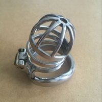 Latest Design Stainless Steel Male Chastity Device For Men P...