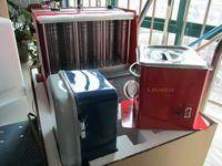Probador de inyector de combustible y limpiador 100% LANZAMIENTO CNC-602A CNC602A Limpiador de inyector y probador 220V / 110V con panel de inglés envío gratis